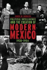 Political Intelligence and the Creation of Modern Mexico, 1938-1954 1st Edition 9780271037066 0271037067