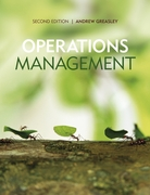 Operations Management 2nd edition 9780470997611 0470997613