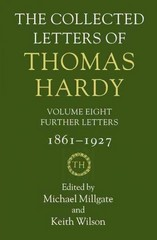 The Collected Letters of Thomas Hardy 0 9780199607754 0199607753