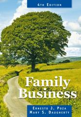 Family Business 4th Edition 9781285657417 1285657411