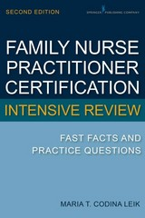 Family Nurse Practitioner Certification Intensive Review 2nd Edition 9780826134240 0826134246