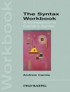 The Syntax Workbook 1st Edition 9781118347546 1118347544
