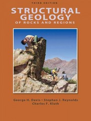 Structural Geology of Rocks and Regions 3rd edition 9780471152316 0471152315