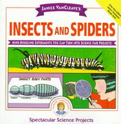 Janice VanCleave's Insects and Spiders 1st edition 9780471163961 0471163961