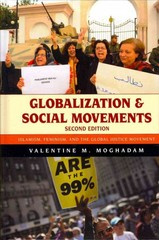Globalization and Social Movements 2nd Edition 9781442214200 1442214201