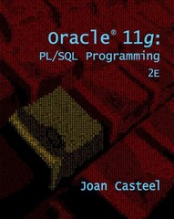 Oracle 11g 2nd Edition 9781133947363 1133947360