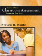 Classroom Assessment 2nd Edition 9781478615835 1478615834