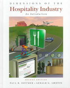 Dimensions of the Hospitality Industry 2nd edition 9780471287117 0471287113