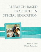Research-Based Practices in Special Education 1st Edition 9780133122077 0133122077