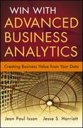 Win with Advanced Business Analytics 1st Edition 9781118370605 1118370600