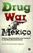 Drug War Mexico 1st Edition 9781848138865 1848138865