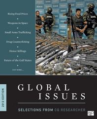 Global Issues 2012 1st Edition 9781452226705 1452226709