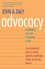 Advocacy 1st Edition 9780300188134 0300188137