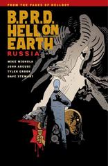 B.P.R.D. Hell on Earth Volume 3: Russia 0 9781595829467 1595829466