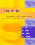 Linguistics 4th edition 9780262510868 0262510863