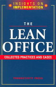 The Lean Office 1st edition 9781563273162 1563273160