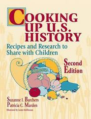 Cooking up U. S. History 2nd edition 9781563086823 1563086824