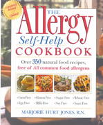 The Allergy Self-Help Cookbook 0 9781579542764 157954276X
