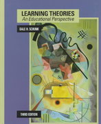 Learning Theories 3rd edition 9780130108500 0130108502
