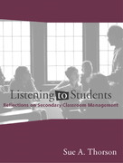 Listening to Students 0 9780321063977 032106397X