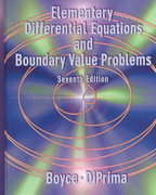 Elementary Differential Equations and Boundary Value Problems 7th edition 9780471319993 0471319996