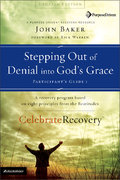 Stepping Out of Denial into God's Grace 0 9780310268345 0310268346