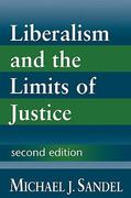 Liberalism and the Limits of Justice 2nd Edition 9780521567411 0521567416