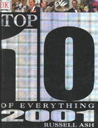 Top Ten of Everything 2001 0 9780789459602 0789459604