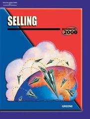 Business 2000: Selling 1st edition 9780538431453 0538431458