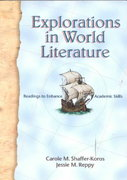 Explorations in World Literature 0 9780521657440 052165744X