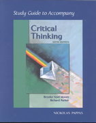 Critical Thinking 6th Edition 9780767418171 0767418174