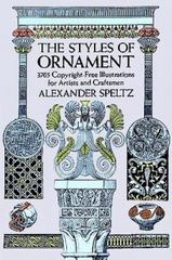 Styles of Ornament 1st Edition 9780486205571 0486205576
