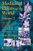 Medicinal Plants of the World 0 9780896038776 0896038777