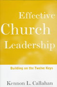 Effective Church Leadership 1st edition 9780787938659 0787938653
