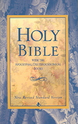 NRSV LC Bible W/D and A 1st Edition 9781585160969 1585160962