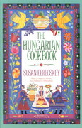 The Hungarian Cookbook 1st edition 9780060914370 0060914378
