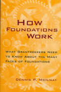 How Foundations Work 1st edition 9780787940119 0787940119