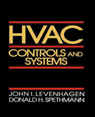 HVAC Controls and Systems 1st Edition 9780070375093 0070375097