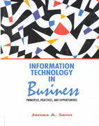 Information Technology in Business 0 9780134843049 0134843045