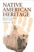 Native American Heritage 3rd edition 9780881337730 0881337730