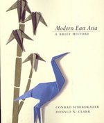 Modern East Asia: A Brief History (with InfoTrac) 1st edition 9780618915026 0618915028