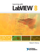 Learning with LabVIEW 8 0 9780132390255 0132390256