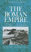 The Roman Empire, 27 B.C.-A.D. 476 1st Edition 9780195031300 019503130X