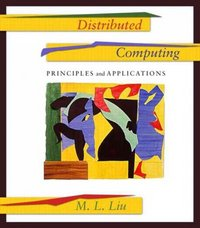 Distributed Computing 1st Edition 9780201796445 0201796449