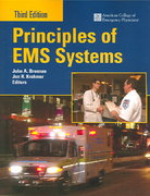 Principles Of EMS Systems 3rd Edition 9780763733827 0763733822