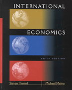 International Economics 5th edition 9780321077462 0321077466