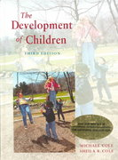 The Development of Children 3rd edition 9780716728597 0716728591