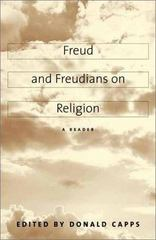 Freud and Freudians on Religion 1st Edition 9780300082012 0300082010