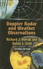 Doppler Radar and Weather Observations 2nd edition 9780486450605 0486450600