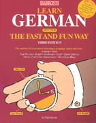 Learn German the Fast and Fun Way 3rd edition 9780764125409 0764125400